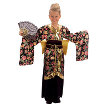 Geisha De Vestuario - Chica Oriental Japonés Vestido De Luj