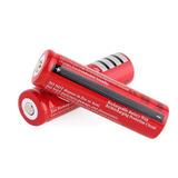 Batería Pila Recargable 18650 De 4.2 Volts 8800mah
