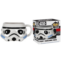 Funko Pop Taza Ceramica Stormtrooper Star Wars Darth Side