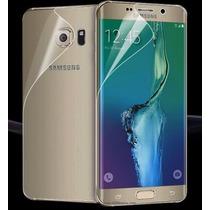 Mica Frontal Trasera Ultrafina Hd Tpu Samsung Galaxy S7 Edge