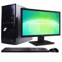 Paquete Cibercafe Elite Plus 5 Pc Dual Core + Accesorios #c