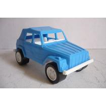 Jeep Safari Vw Volkswagen - Camioncito De Juguete Escala