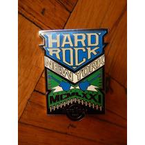 Hard Rock Cafe - Pin . Nueva York