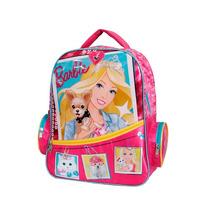 Mochila Para Niña Barbie Mattel ( Con Porta Retrato)