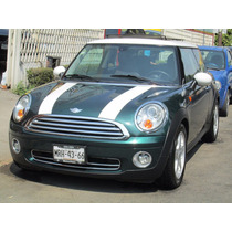 Mini Cooper 2008 Chilli Automatico Piel Qc Flamante Rin 17