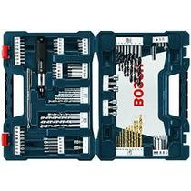 Bosch Ms4091 Taladro Y Drive Set, 91 Piezas