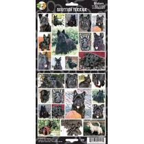 Pegatinas Del Perro - Terrier Escocés Stickersx 27 Amantes