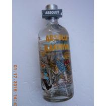 Absolut Karnival Botella Vacia Edicion Limitada 750 Ml.
