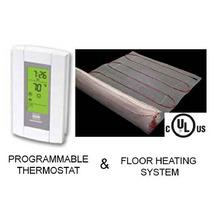 30 De Calor Radiante Del Piso Sistema De Calefacción Eléctri