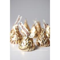 Kiss Chocolate Almendra Mesa De Dulces Graduación Bodas