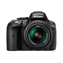 Kit De Cámara Reflex Nikon D5300 Con Lente 18-55mm