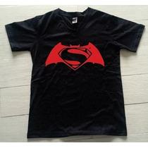 Playera Batman V Superman