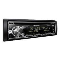 Stereo Pioneer Deh-x6700bs Din Simple Del Coche De Bluetooth