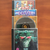 Starcraft, Quake 3, The Sims, The Hive Pc
