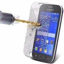 Galaxy Ace 4 Protector Cristal Vidrio Templado Oferta