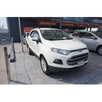 Ford Ecosport 2014 Trend