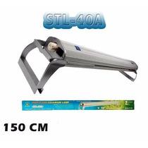 Lampara Aluminio 150cm Acuarios Plantas Acuaticas Pez Japone