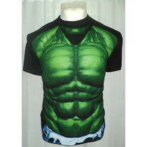 Playera De The Increidible Hulk! Variante Marvel Comic's