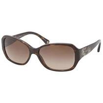 Gafas Coach L022 Reese Style# Hc8011b-57/135 [dark Tortoise