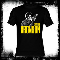 Charles Bronson Camiseta Hardcore Punk Power Violance