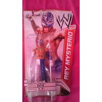 Wwe Figura Rey Mysterio Mattel