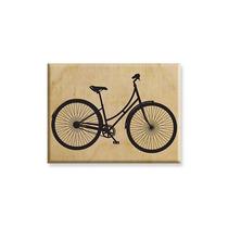 Sello Para Scrapbook Bicicleta