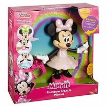 Minnie Mouse Mimi Vestido Luminoso Fisher Price 25 Frases
