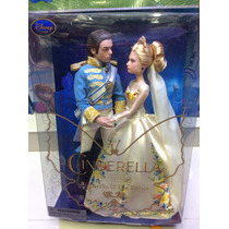 Barbéis De Colección Cinderella De Disney Store