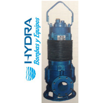 Bomba Sumergible Para Agua Sucia 7.5 Hp