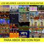 Usb 16 Gb Los Mejores Juegos Maquinitas Xbox 360 Con Rgh.