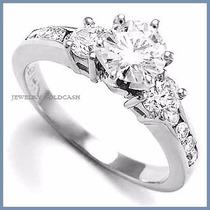 Anillo De Compromiso Diamante Natural .40ct Oro 14k -50% 183
