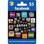 Tarjeta Gift Card Facebook $5 Usd Creditos Para Juegos Y App