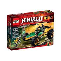 Ninjago Lego Buggy De La Jungla