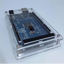Gabinete De Acrílico Para Arduino Mega Caja Case Mega2560