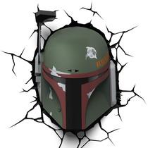 Star Wars Boba Fett Lampara Preventa The Force Awakenes Led