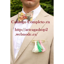 4 Modelos De Corbatas De Lazo Moño Y Pañuelo ( Envió Gratis)