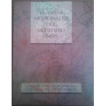 Libro Plantas Medicinales Del Herbario,a. Aguilar,1994