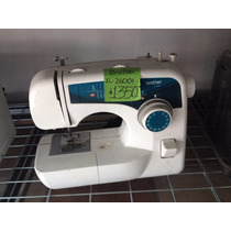 Maquina De Coser Brother Xl-2600i