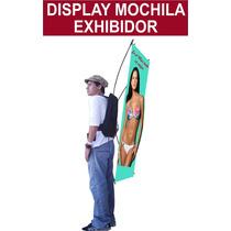 Display Mochila Exhibidor