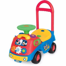 Carrito Infantil Disney Mickey Mouse