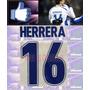 Estampado Oporto Local Champions 14-15 #16 Herrera