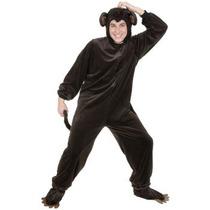 Disfraz De Chango, Chimpance Para Adultos, Envio Gratis