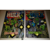 The Incredible Hulk Future Imperfect 1 & 2 Autografiados Tpb