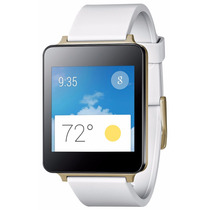 Reloj Lg Electronics G Watch Blanco