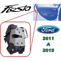 11-15 Ford Fiesta Cerradura Electrica Puerta Trasera Izq.