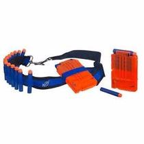Nerf N-strike Elite Bandolier Kit( Bandolera Y Clips)