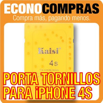 Base Porta Tornillos Para Iphone 4s Para Ubicar 100% Nuevo!!