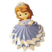 Molde Gelatina Vestido Princesa (combo 2 Piezas)