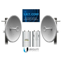 Enlaces Ubiquiti Antenas Punto A Punto 2 Rocketm5 + 2 Rd5g30