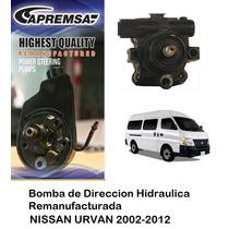 Bomba De Direccion Licuadora Nissan Urvan 2005